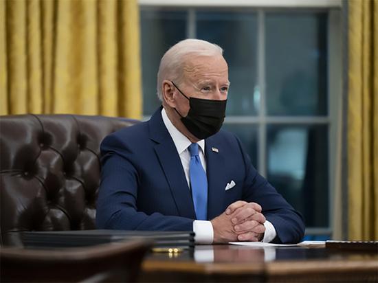 Байден выступил в Госдепе, констатировав «решимость» России навредить американской демократии