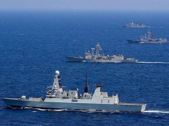 НАТО превращает Чёрное море в «свой водоём»