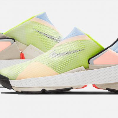 Nike представила новые кроссовки Nike GO FlyEase
