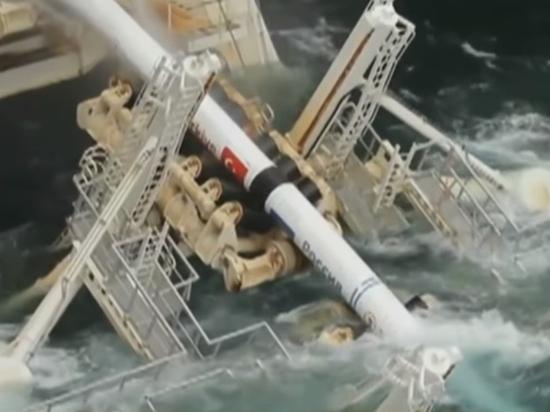 США поставили условия для снятия санкций с «Северного потока-2»